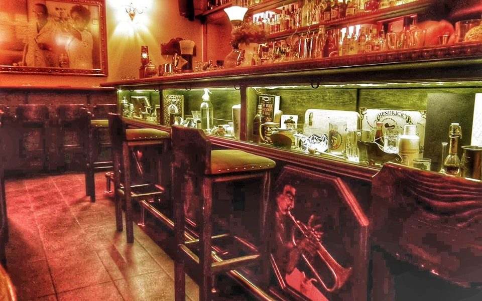 Kultura Bar w Belgradzie. O takie koktajle nic nie robiliśmy!