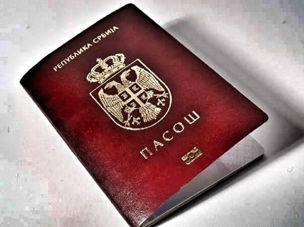 Serbski paszport silniejszy od amerykańskiego i rosyjskiego