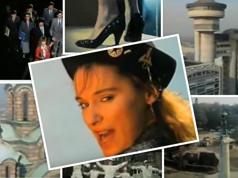 #RetroSerbia: miały być Igrzyska, została naiwna piosenka i turboklip