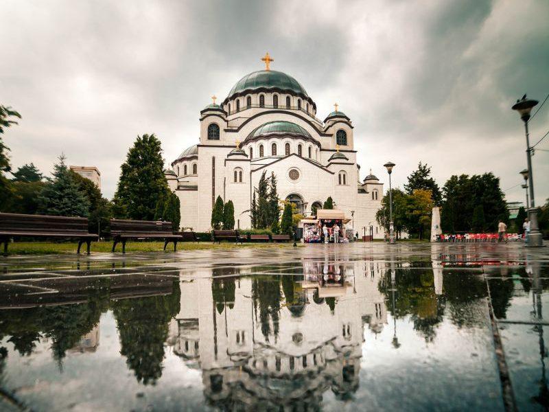 Cerkiew Świętego Sawy w Belgradzie. Jak powstawała serbska Hagia Sophia?